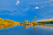 Middle Lake storm<br />Kenora District<br />Ontario<br />Canada