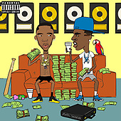 """March 26, 2021 (Worldwide): Young Dolph & Key Glock """"Dum and Dummer 2"""" Album Release"""