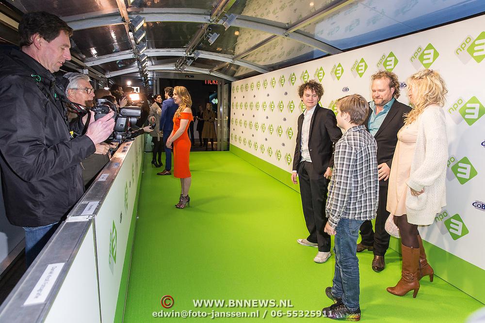 NLD/Hilversum/20170306- Inloop Premiere Telefilms, Groene Loper NPO Telefilm