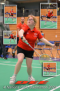 Four Nations - Badminton Event - Worcs Uni 2020