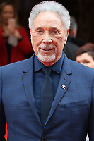 Tom Jones, The Prince's Trust and TKMaxx & H, omesense Awards, The Palladium, London UK, 06 March 2018, Photo by Richard Goldschmidt