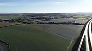 Aerial Photos of Dunleer Co Louth, 9-1-21 Looking southeast from Junction 12