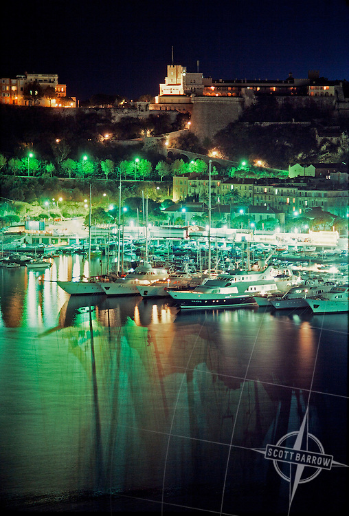 Monte Carlo, France.