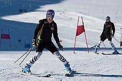 04.10.2010, Rettenbachferner, Soelden, AUT, Medientag des Deutschen Skiverband 2010, im Bild Maria und Susanne Riesch. EXPA Pictures © 2010, PhotoCredit: EXPA/ J. Groder