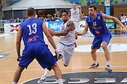 TRENTO, 26/07/2012<br /> TRENTINO BASKET CUP 2012<br /> ITALIA - BOSNIA ED ERZEGOVINA<br /> NELLA FOTO: DANIEL HACKETT<br /> FOTO CIAMILLO