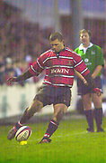 Gloucester, Gloucestershire, UK., 04.01.2003, Henry PAUL, action from the, Zurich Premiership Rugby match, Gloucester vs London Wasps,  Kingsholm Stadium,  [Mandatory Credit: Peter Spurrier/Intersport Images],