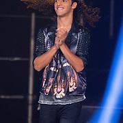 NLD/Hilversum/20130706 - Finale X-Factor 2013, jurylid Ali B.