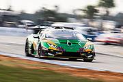 November 11-13, 2020. Lamborghini Super Trofeo, Sebring: 24 Leo Lamelas, US RaceTronics, Lamborghini Westlake, Lamborghini Huracan Super Trofeo EVO