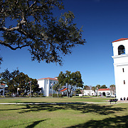 Montverde Academy prep school along the Green Mountain Scenic Highway in Clermont, Florida. (AP Photo/Alex Menendez) Florida scenic highway photos from the State of Florida. Florida scenic images of the Sunshine State.