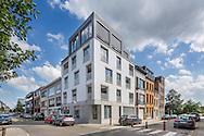 Fotoreportage woonproject Bronstraat Antwerpen-project Aannemingen Verelst-foto joren de weerdt