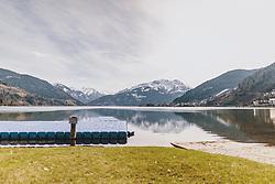 20.03.2020, Zell am See, AUT, tägliches Leben mit dem Coronavirus, im Bild . Für ganz Österreich wurde eine Ausgangsbeschränkung der Bundesregierung ausgesprochen // . The Austrian government is pursuing aggressive measures in an effort to slow the ongoing spread of the coronavirus, Zell am See, Austria on 2020/03/20. EXPA Pictures © 2020, PhotoCredit: EXPA/ Stefanie Oberhauser