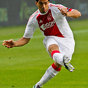 NLD/Amsterdam/20100731 - Wedstrijd om de JC schaal 2010 tussen Ajax - FC Twente, Luis Suarez