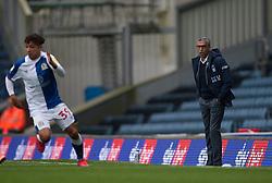 New Nottingham Forest manager Chris Houghton - Mandatory by-line: Jack Phillips/JMP - 17/10/2020 - FOOTBALL - Ewood Park - Blackburn, England - Blackburn Rovers v Nottingham Forest - English Football League Championship