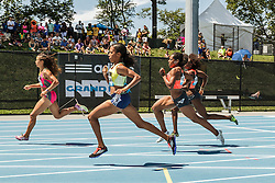 adidas Grand Prix Diamond League Track & Field: Women's 800m, Ajee WIlson