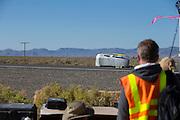 De Super Seven op zesde racedag van de WHPSC. In de buurt van Battle Mountain, Nevada, strijden van 10 tot en met 15 september 2012 verschillende teams om het wereldrecord fietsen tijdens de World Human Powered Speed Challenge. Het huidige record is 133 km/h.<br /> <br /> The Super Seven on the sixth day of the WHPSC. Near Battle Mountain, Nevada, several teams are trying to set a new world record cycling at the World Human Powered Vehicle Speed Challenge from Sept. 10th till Sept. 15th. The current record is 133 km/h.