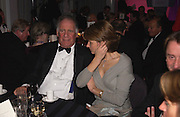 Baron thierry van Zuylen and Lady Carolyn Warren, The 2004 Cartier Racing awards, Four Seasons Hotel. London. 17 November 2004. ONE TIME USE ONLY - DO NOT ARCHIVE  © Copyright Photograph by Dafydd Jones 66 Stockwell Park Rd. London SW9 0DA Tel 020 7733 0108 www.dafjones.com