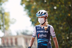 Tayler Wiles (USA) at Strade Bianche - Elite Women 2020, a 136 km road race starting and finishing in Siena, Italy on August 1, 2020. Photo by Sean Robinson/velofocus.com