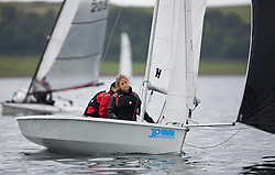 Largs Regatta Week 2015, hosted by Largs Sailing Club and Fairlie Yacht Club<br /> <br /> RS200 - Jacqui Taylor<br /> <br /> Credit Marc Turner