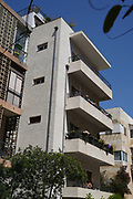 Bauhaus Architecture in Tel Aviv White City. The White City refers to a collection of over 4,000 buildings built in the Bauhaus or International Style in Tel Aviv from the 1930s by German Jewish architects who emigrated to the British Mandate of Palestine after the rise of the Nazis. Tel Aviv has the largest number of buildings in the Bauhaus/International Style of any city in the world. Preservation, documentation, and exhibitions have brought attention to Tel Aviv's collection of 1930s architecture.