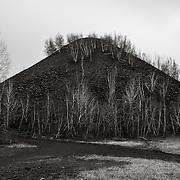 Mining Tailings Pile, Carbondale, PA