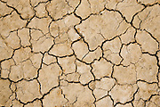 Dried cracked earth, Blakeney, Norfolk, United Kingdom