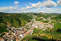 Santa Teresa - Espirito Santo - Vista Aerea da Cidade de Santa Teresa - Foto: Gabriel Lordello/Mosaico Imagem