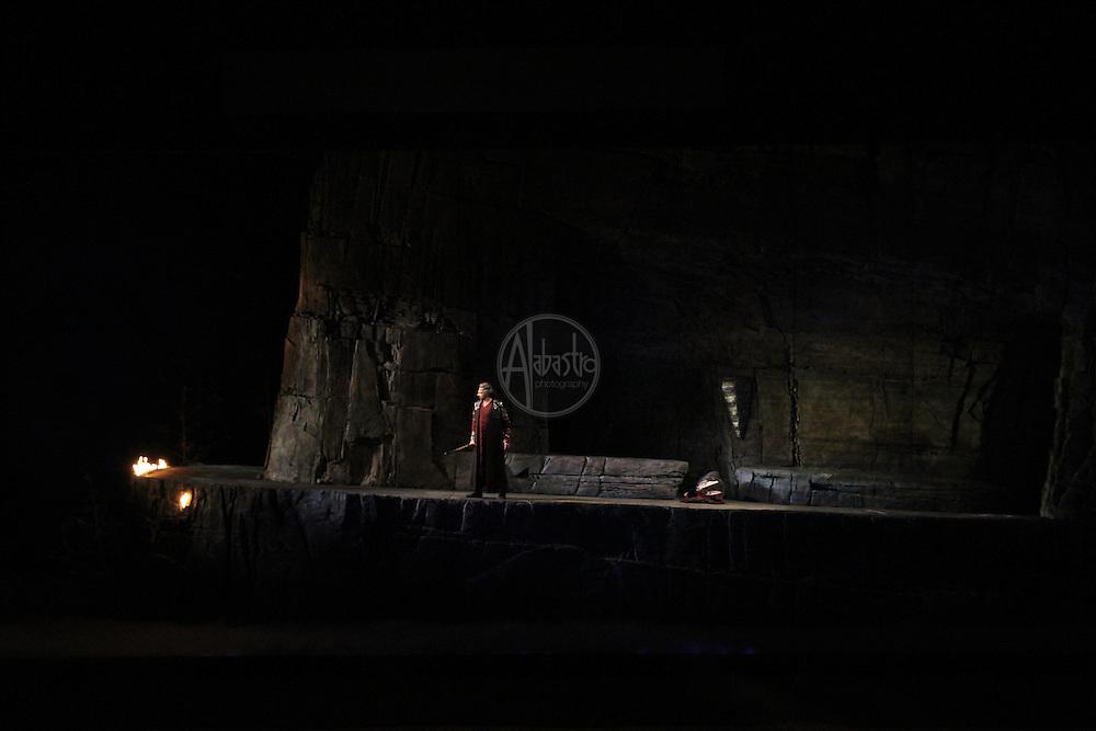 Die Walküre, Seattle Opera Ring Cycle 2013.