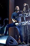 © Filippo Alfero<br /> Reply Xmas 12 Milano<br /> Milano, 20/12/2012<br /> Nella foto: Boosta dei Subsonica durante il concerto