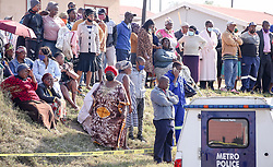 South Africa - Durban -  09 June 2020 -   Two Durban metro police officers were shot dead in Hammarsdale yesterday morning in a suspected hit. The two officers were on their way to work in the Durban city. Picture Leon Lestrade/African News Agency(ANA).