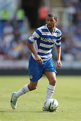 Reading's Jobi McAnuff - Photo mandatory by-line: Nigel Pitts-Drake/JMP - Tel: Mobile: 07966 386802 03/08/2013 - SPORT - FOOTBALL -  Madejski Stadium - Reading -  Reading v Ipswich Town - Sky Bet Championship