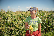 Virginia Moore is a graduate student of sweet corn under Bill Tracy at the University of Wisconsin, Madison. Her research involve pests that attack corn.