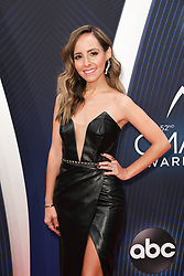 52nd Annual Country Music Association Awards hosted by Carrie Underwood and Brad Paisley and held at the Bridgestone Arena on November 14, 2018, in Nashville, TN. © Curtis Hilbun / AFF-USA.com. 14 Nov 2018 Pictured: Lilliana Vazquez. Photo credit: Curtis Hilbun / AFF-USA.com / MEGA TheMegaAgency.com +1 888 505 6342