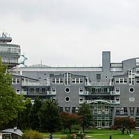 Europe, Germany, Hamburg. Architecture of Hamburg.