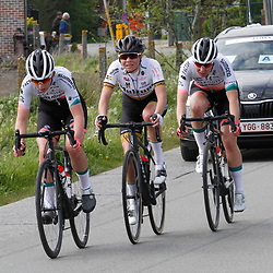 08-05-2021: Wielrennen: GP Eco Struct: Belgie: Pien Limpens: Femke Markus