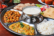 a try with various Indian ethnic food