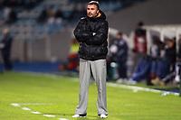 FOOTBALL - UEFA EUROPA LEAGUE 2010/2011 - GROUP STAGE - GROUP C - LILLE OSC v LEVSKI SOFIA - 21/10/2010 - PHOTO ERIC BRETAGNON / DPPI - YASEN PETROV (SOFIA COACH)