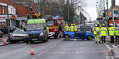A3054 Shirley Road Crash
