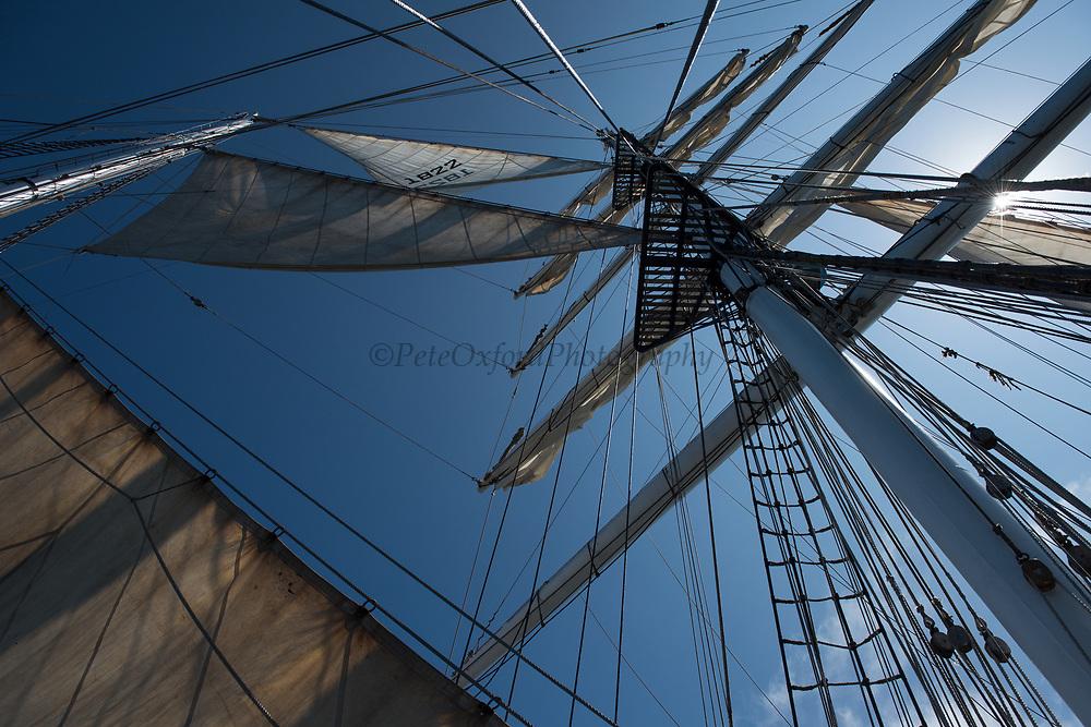 SS Mary Anne<br /> GALAPAGOS<br /> Ecuador, South America