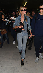 Stella Maxwell & Irina Shayk arrive at Nice airport for the Cannes film festival 2018. 09 May 2018 Pictured: Stella Maxwell , Irina Shayk. Photo credit: Neil Warner/MEGA TheMegaAgency.com +1 888 505 6342