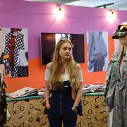 Graduate Fashion Week 2018 - Day 2 backstage