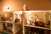 The Museum of the Oregon Territory has a miniture model of the McLoughin house of Oregon City. The miniature house took 41 years to create and has incredible detail.