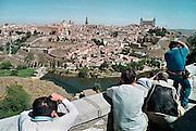 Spanke, Toledo, 28-5-2007Toledo is de hoofdstad van een gelijknamige provincie, in de autonome gemeenschap van Castilië-La Mancha in Spanje. De stad is gelegen aan de rivier de Taag, ten zuidwesten van de hoofdstad Madrid. De stad heeft een rijke geschiedenis en cultuur, en staat dan ook op de Werelderfgoedlijst van de UNESCO.Foto: Flip Franssen