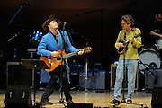 Rhett Miller performs at The Music of R.E.M. at Carnegie Hall, a tribute concert to benefit musical education programs for underprivileged youth.