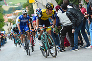 George Bennett (NZL - Team LottoNL - Jumbo) during the 101th Tour of Italy, Giro d'Italia 2018, stage 11, Assisi - Osimo 156 km on May 16, 2018 in Italy - Photo Dario Belingheri / BettiniPhoto / ProSportsImages / DPPI