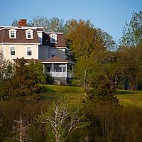 North America, Canada, Nova Scotia, Guysborough. DesBarres Manor Inn.