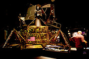 Apollo landing craft exhibit. The Science Museum, London. The Science Museum was founded in 1857 with objects shown at the Great Exhibition of 1851. Today the Museum is world renowned for its historic collections, awe-inspiring galleries and inspirational exhibitions.