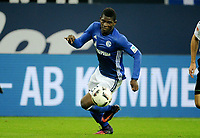 Breel Embolo (Schalke)<br /> Gelsenkirchen, 02.10.2016, Fussball Bundesliga, FC Schalke 04 - Borussia Moenchengladbach 4:0<br /> <br /> Norway only