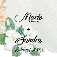 Sandra & Mario Wedding