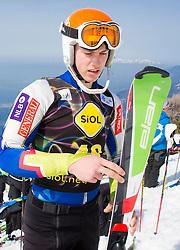 SPIK Jakob  of Slovenia during Men's Super Combined Slovenian National Championship 2014, on April 1, 2014 in Krvavec, Slovenia. Photo by Vid Ponikvar / Sportida