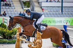 BRINKMANN Markus (GER), Pikeur Callas<br /> Allianz-Preis<br /> CSI3* - Aachen Grand Prix, Springprüfung mit Stechen, 1.50m<br /> Grosse Tour<br /> Aachen - Jumping International 2020<br /> 06. September 2020<br /> © www.sportfotos-lafrentz.de/Stefan Lafrentz